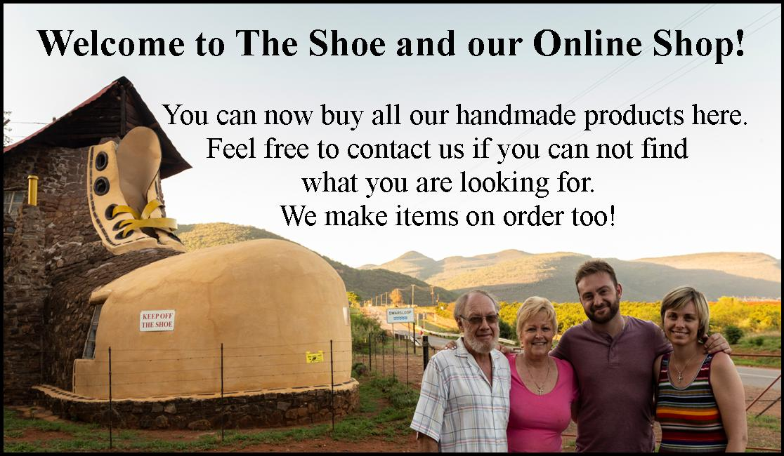 Welcome to The Shoe and our Online Shop